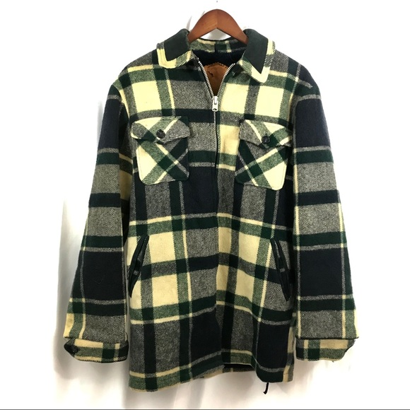 349a3e5cf4bb7 Woolrich Plaid Wool Chore Hunting Jacket vintage. M_5a6542e43a112ebb15d5b0d8